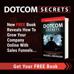 Free Book DOTCOM Secrets
