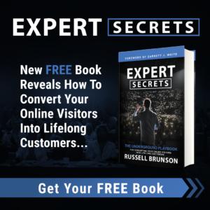 Free Book Expert Secrets