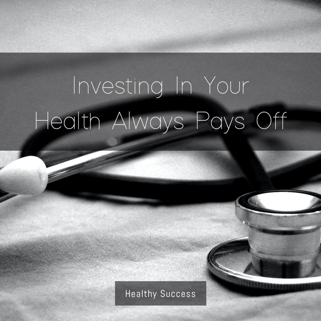 Connection between Health and Business Success